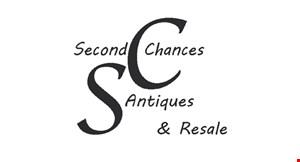 Second Chances Antiques & Resale logo