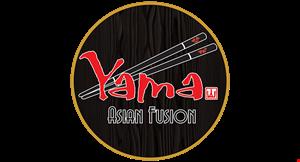 Yama  Asian Fusion logo