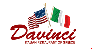 Davinci of Greece logo