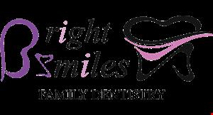 Bright Smiles a Family Dentistry logo