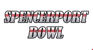 Spencerport Bowl logo