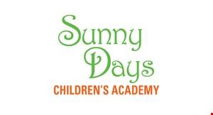 Sunny  Days Children's Academy logo