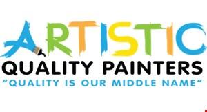 Artistic Quality Painters logo