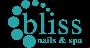 Bliss Nails & Spa logo