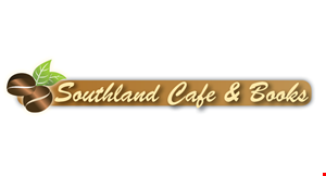 South Land Books and Cafe logo