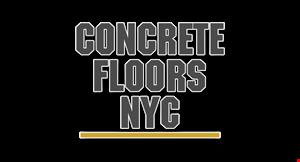 Concrete Floors NYC logo