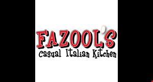 Fazool's Restaurant logo
