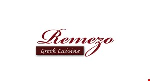 Remezo Greek Cuisine logo