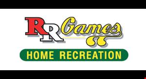 RR Games logo