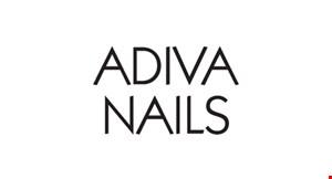 Adiva Nails logo
