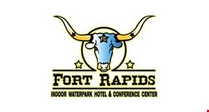 Fort Rapids Waterpark logo