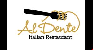 Al Dente Italian Restaurant logo