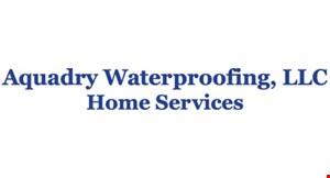 Aquadry Waterproofing, LLC logo