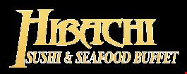 Hibachi Sushi & Seafood Buffet logo