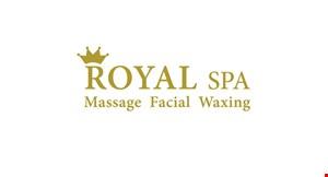 Royal Spa & Massage logo