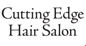 Cutting Edge Hair Salon logo