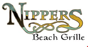 Nippers Beach Grille logo