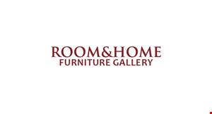 Room & Home Contemporary Furniture logo