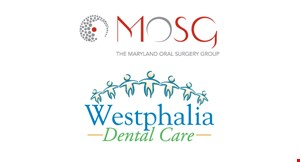 The Maryland  Oral  Group logo