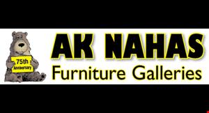 A K Nahas logo