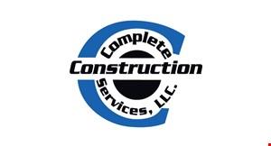 Complete Construction Services logo