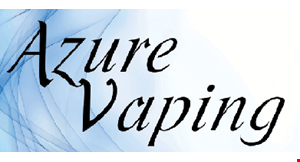 The York Vape Shop By Azure Vaping logo