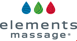 Elements Massage - Meriden logo