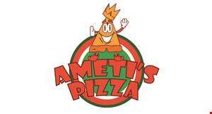 Ameti's Pizza logo
