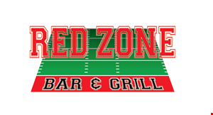 Red Zone Bar & Grill logo