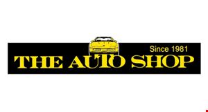 The Auto Shop Plano logo