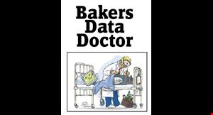 Bakers Data Doctor logo