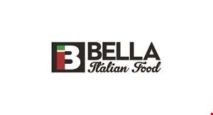 Bella  Italian Food logo