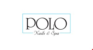 Polo Nails & Spa logo