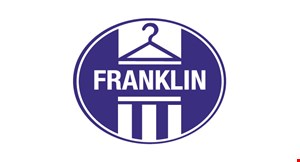 Franklin Cleaners logo