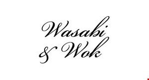Wasabi & Wok logo