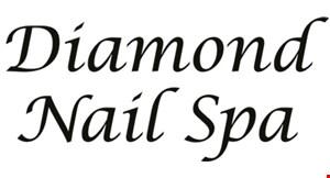 Diamond Nail Spa logo