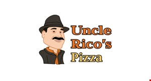 Uncle Rico's Pizza logo