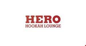 Hero Hookah Lounge logo