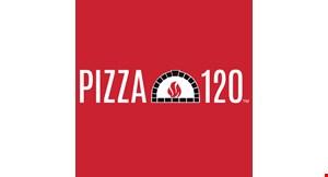 Pizza 120 logo