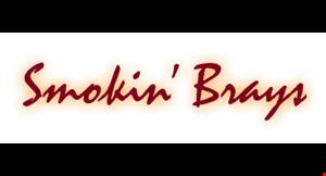 Smokin Brays logo