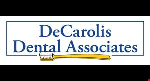 Decarolis Dental Associates logo