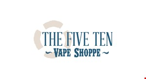 The Five Ten Vape Shoppe logo