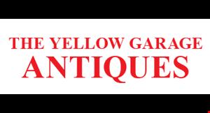 The Yellow Garage Antiques logo