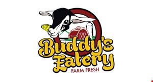 Buddy's  Eatery logo