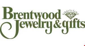 Brentwood Jewelry and Gifts logo