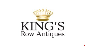 Kings Row Antiques logo