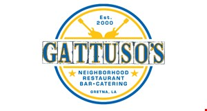 Gattuso's Deli & Catering logo