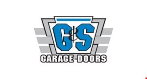 G&S Garage Doors logo
