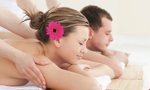 Product image for Willow Massage $120 Couple's 60-Min. Massage Includes Free Hot Stone Add-on Used To Enhance Massage
