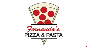 Fernando's Pizza logo